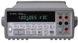 agilent 34401a digital precision multimeter 6 5 digit laboratory rh distek ro HP 34401A Multimeter Hewlett-Packard 34401A Multimeter