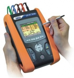 Power Quality Analyzer for Single and Three Phase Photovoltaic Systems HT Italia Solar300N
