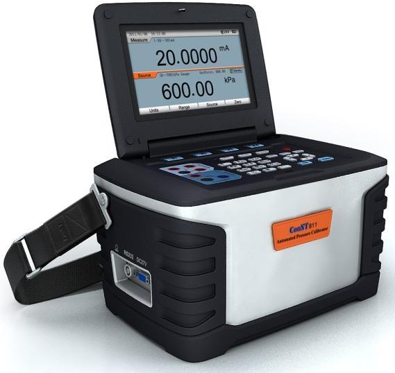 Calibrator presiune automatic portabil