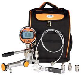 Solutie on-site calibrare pneumatica presiune