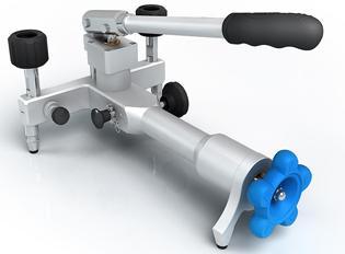 Pompa pneumatica calibrare presiuni