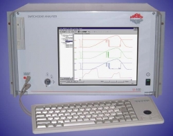 Fault Transient Recorder & Analyzer in Electrical Network Weis FR100