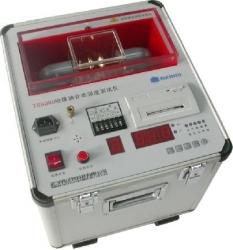 Breakdown Insulation Oil Analyzer Of Dielectric Strength