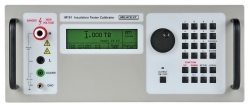10kV High Resistance Decade for calibrating Megohmmeters and Insulation Testers Meatest M191
