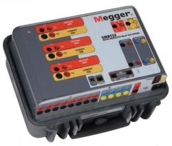 Megger Smrt33 Three Phase Relay Tester Testing Digital