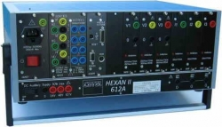 Three-Phase Protective Relay Testing Set Cotel HEXAN II
