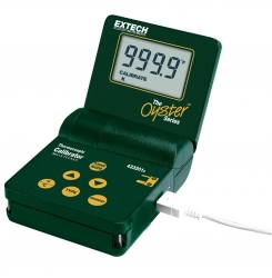 Extech 433201: Multi-Type Calibrator Thermometer