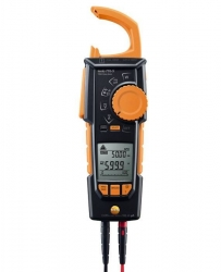 testo 770-3 - Hook clamp and power meter with Bluetooth