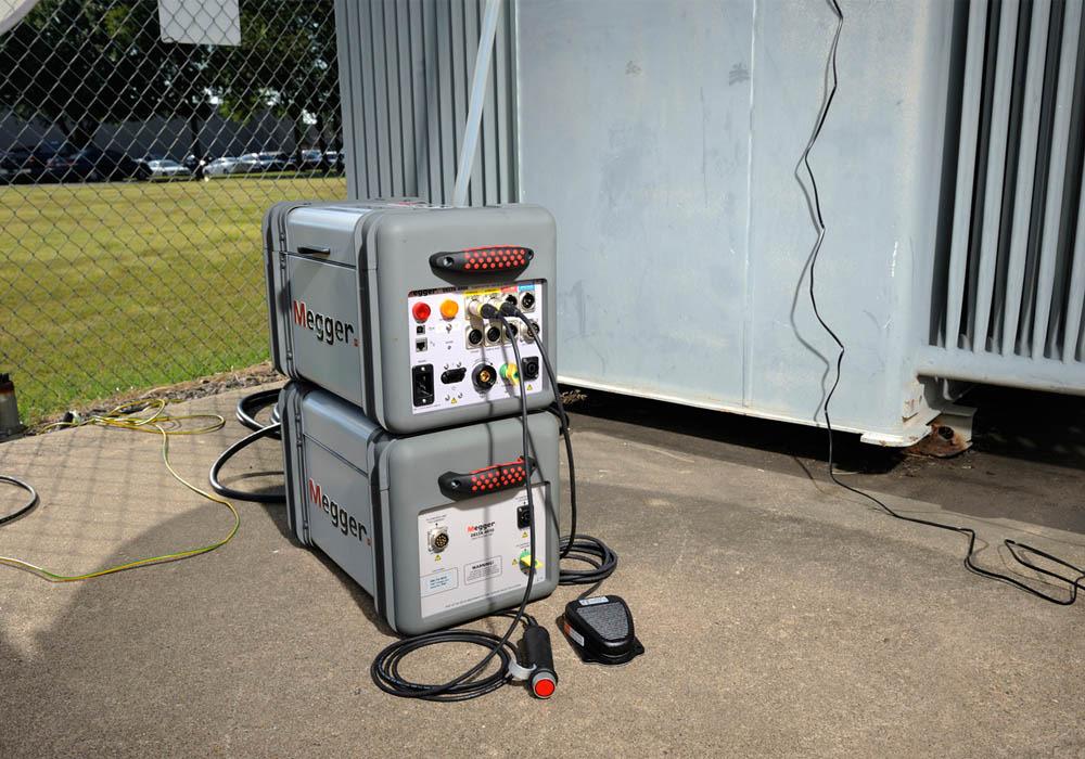 Distek / Megger DELTA4110 Insulation Power & Dissipation Factor Test ...